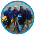 Sea kayaking expeditions